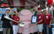 World's Largest Ice Cream Scoop