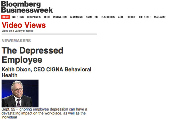 Generating Sales Leads Buzz For Cigna Behavioral Health